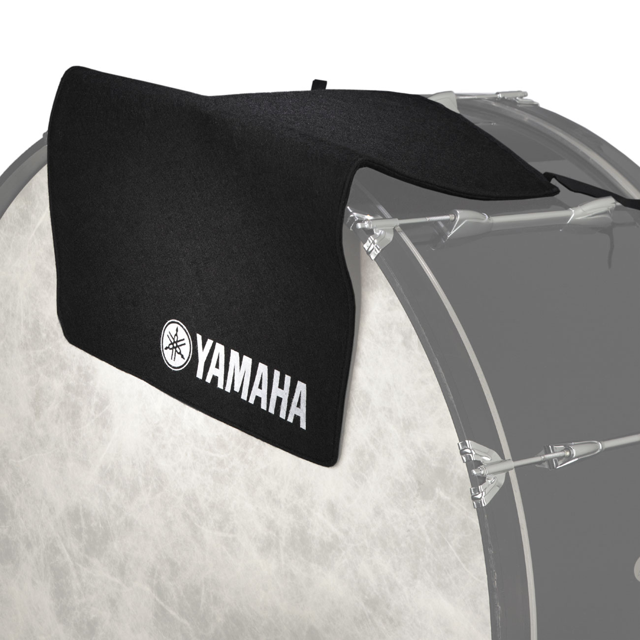 Yamaha Multi-Utility Percussion Towel/Concert Bass Drum Mute
