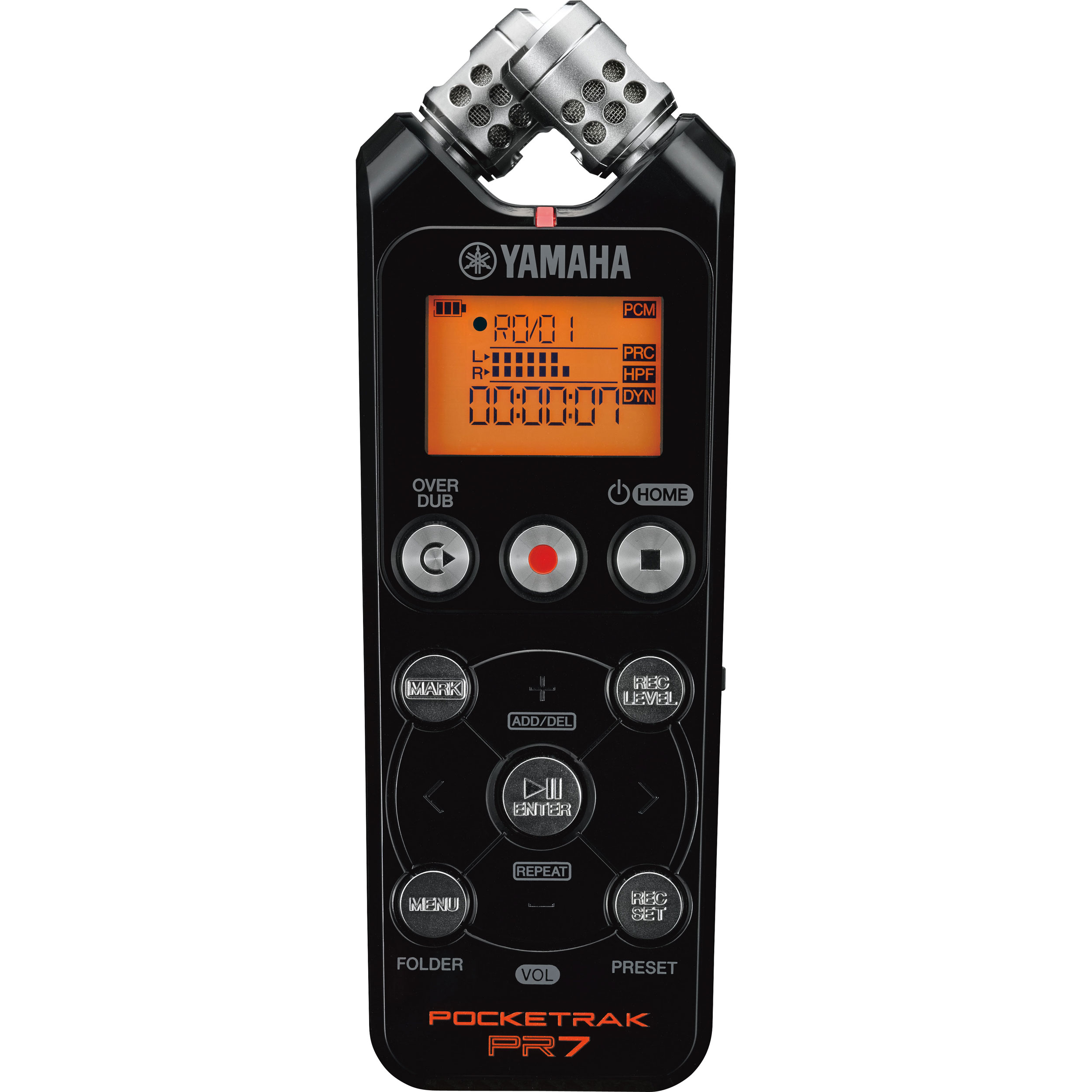 Yamaha Pocketrak Portable Digital Recorder