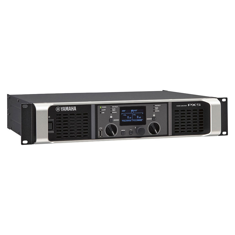 Yamaha PX Series 800W Dual-Channel Power Amplifier