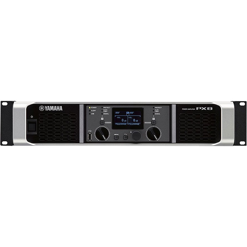 Yamaha PX Series 1050W Dual-Channel Power Amplifier
