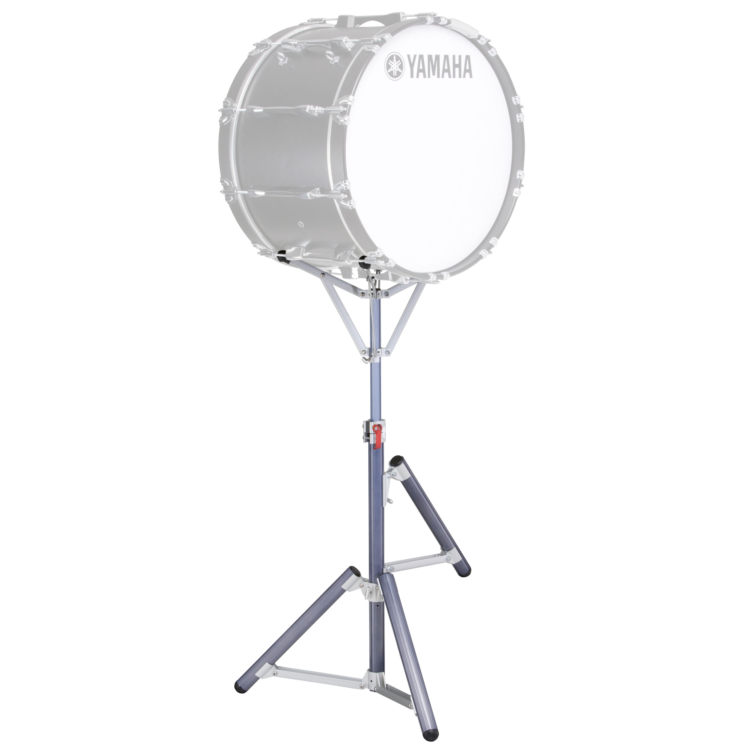 Yamaha AIRLift Stadium Marching Bass Drum Stand