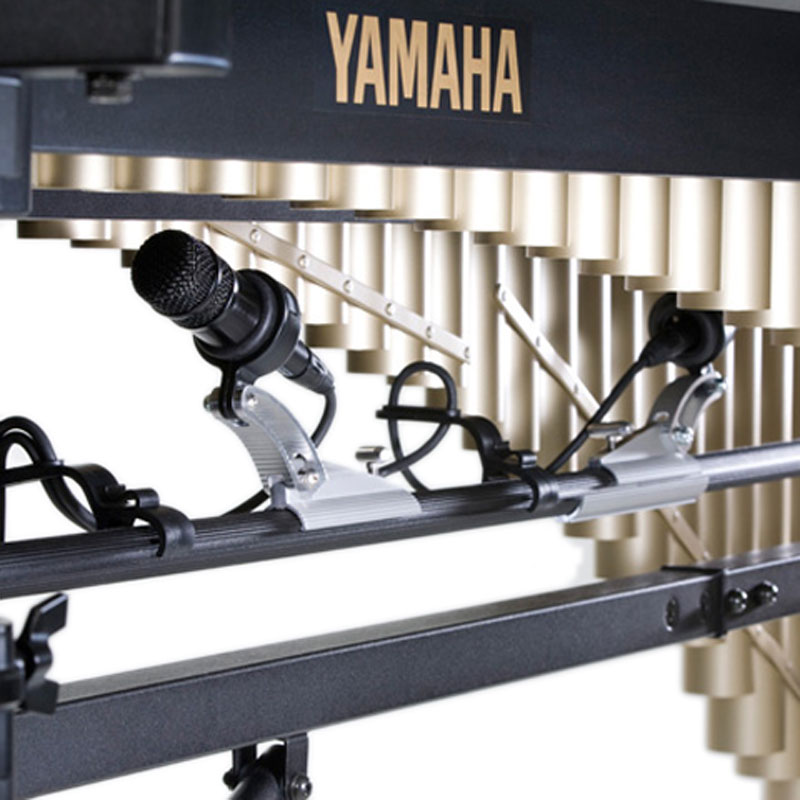 Yamaha Mic System for 3.0 Vibe with Shock Mounted Mic System and 2 Audix D2 Mics
