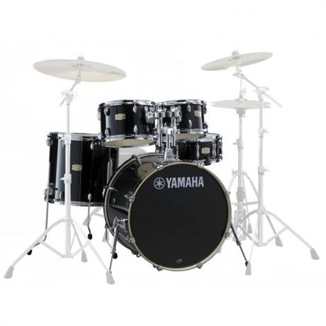Yamaha Stage Custom 5-Piece Rock Drum Set Shell Pack (20