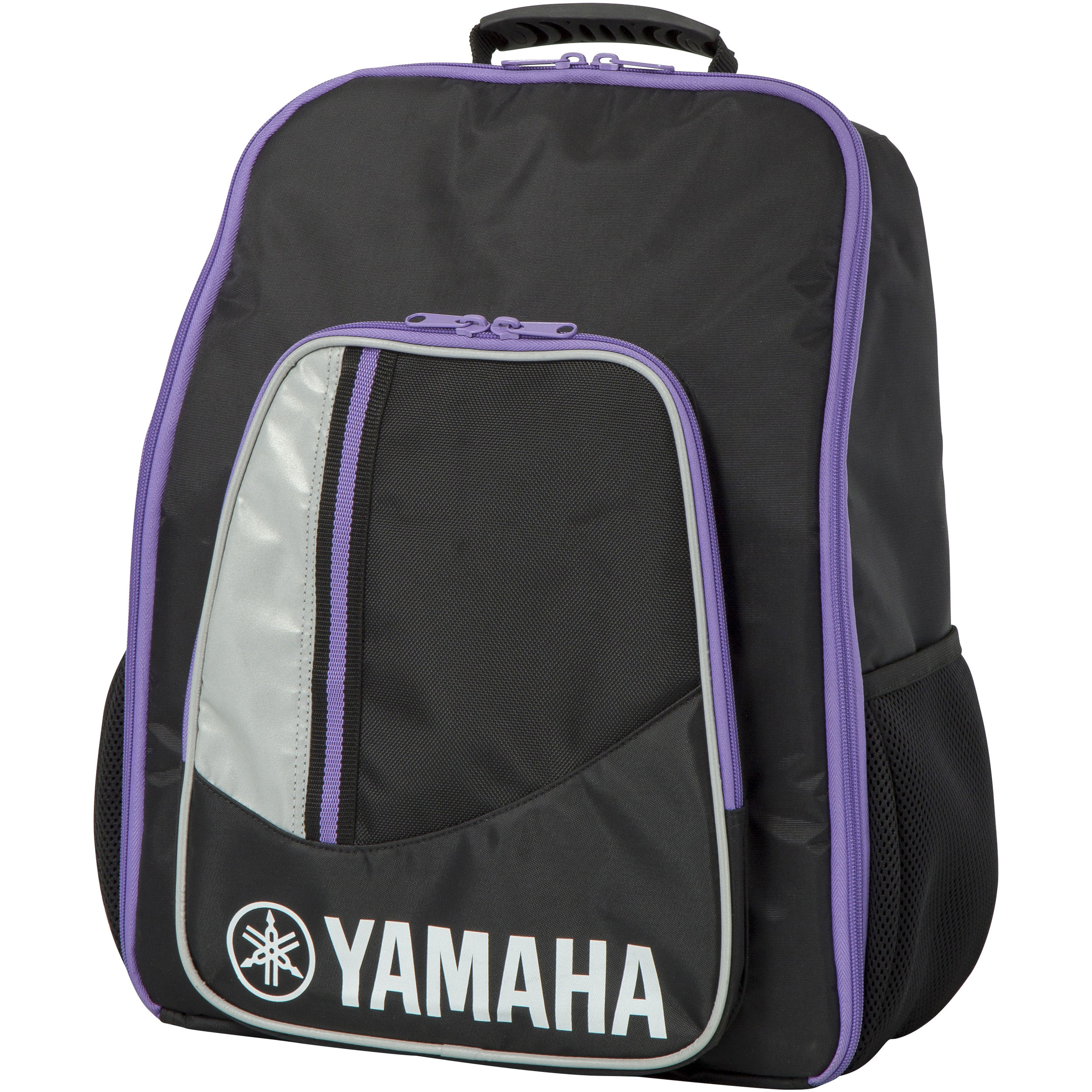 Yamaha student snare drum kit with backpack style bag sk 285 for Yamaha student bell kit with backpack and rolling cart
