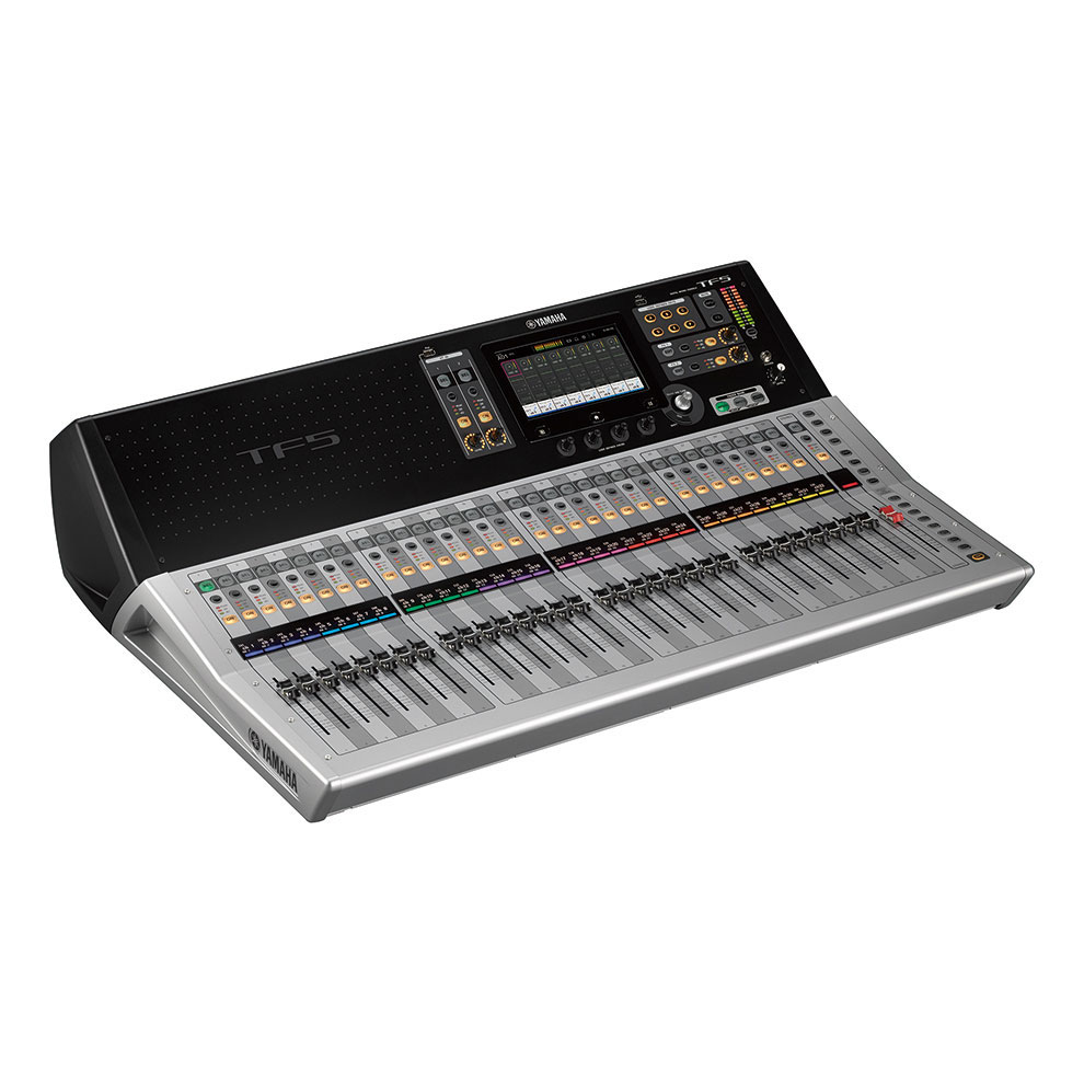 Yamaha TF5 32-Channel Touchscreen Digital Audio Console