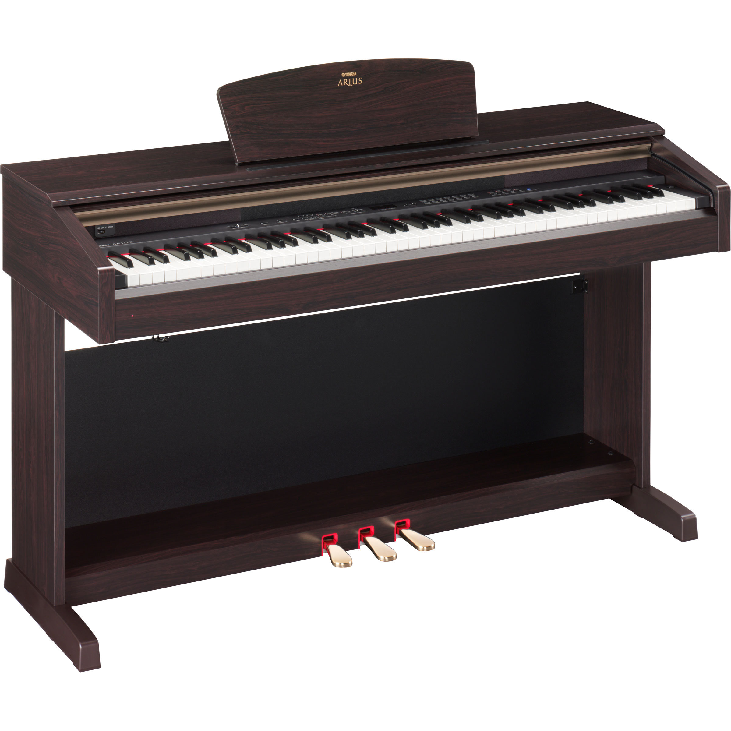 yamaha arius 88 key digital piano ydp 181. Black Bedroom Furniture Sets. Home Design Ideas
