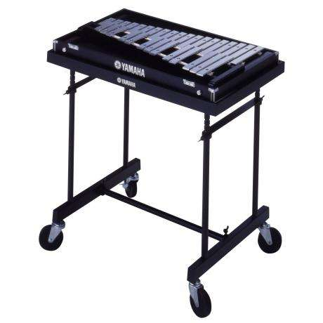 Yamaha 2.5 Octave Concert Bells (Glockenspiel) with Rolling Stand
