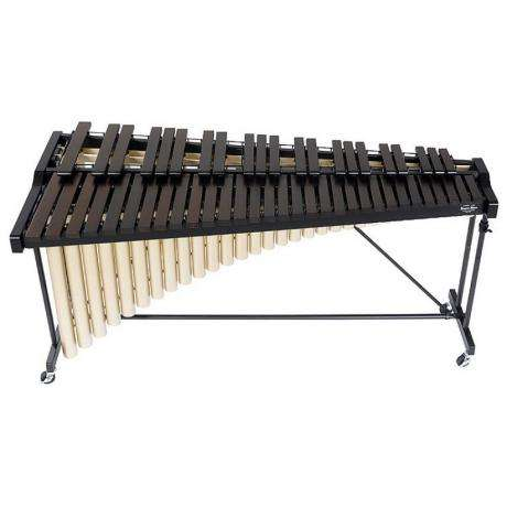 Yamaha 4.3 Octave Padouk Marimba with drop cover