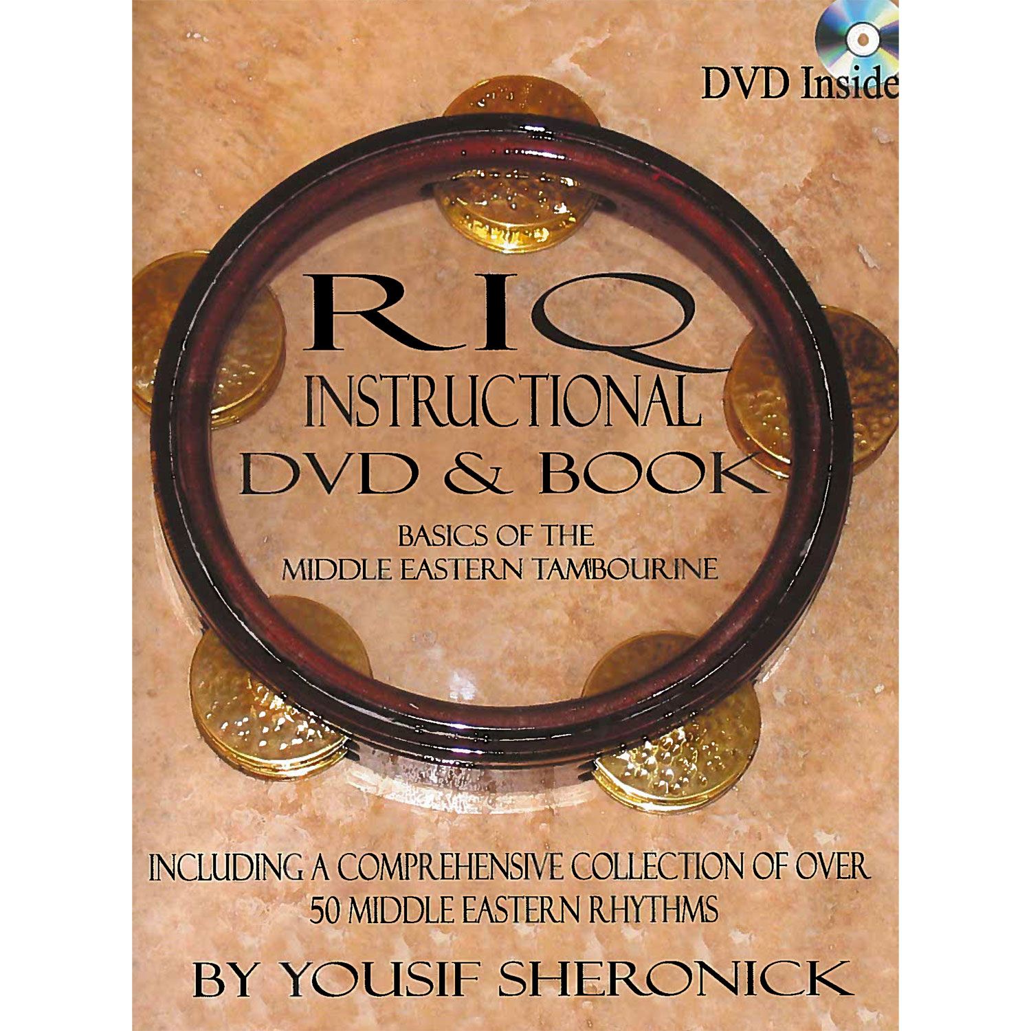 Riq Instructional DVD & Book by Yousif Sheronick