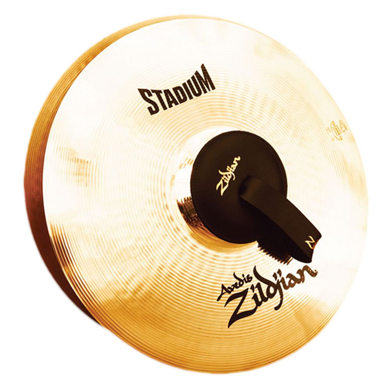 "Zildjian 16"" A Stadium Medium Hand Crash Cymbal (Single)"