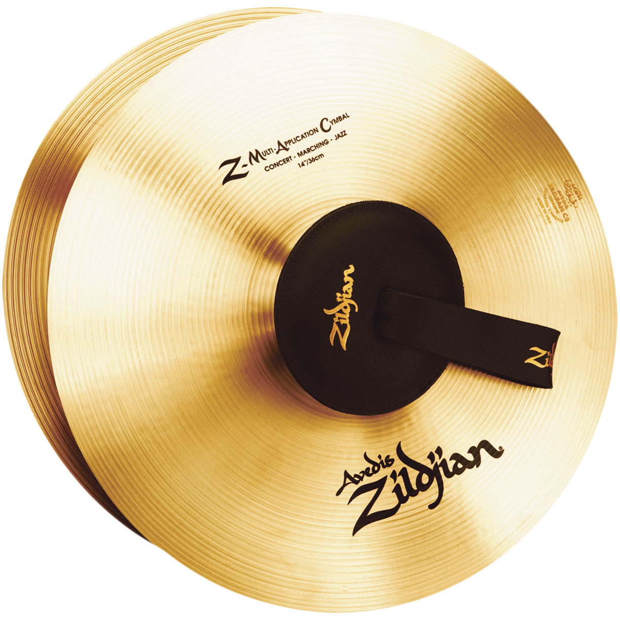 "Zildjian 14"" Z-Mac Crash Cymbal Pair"