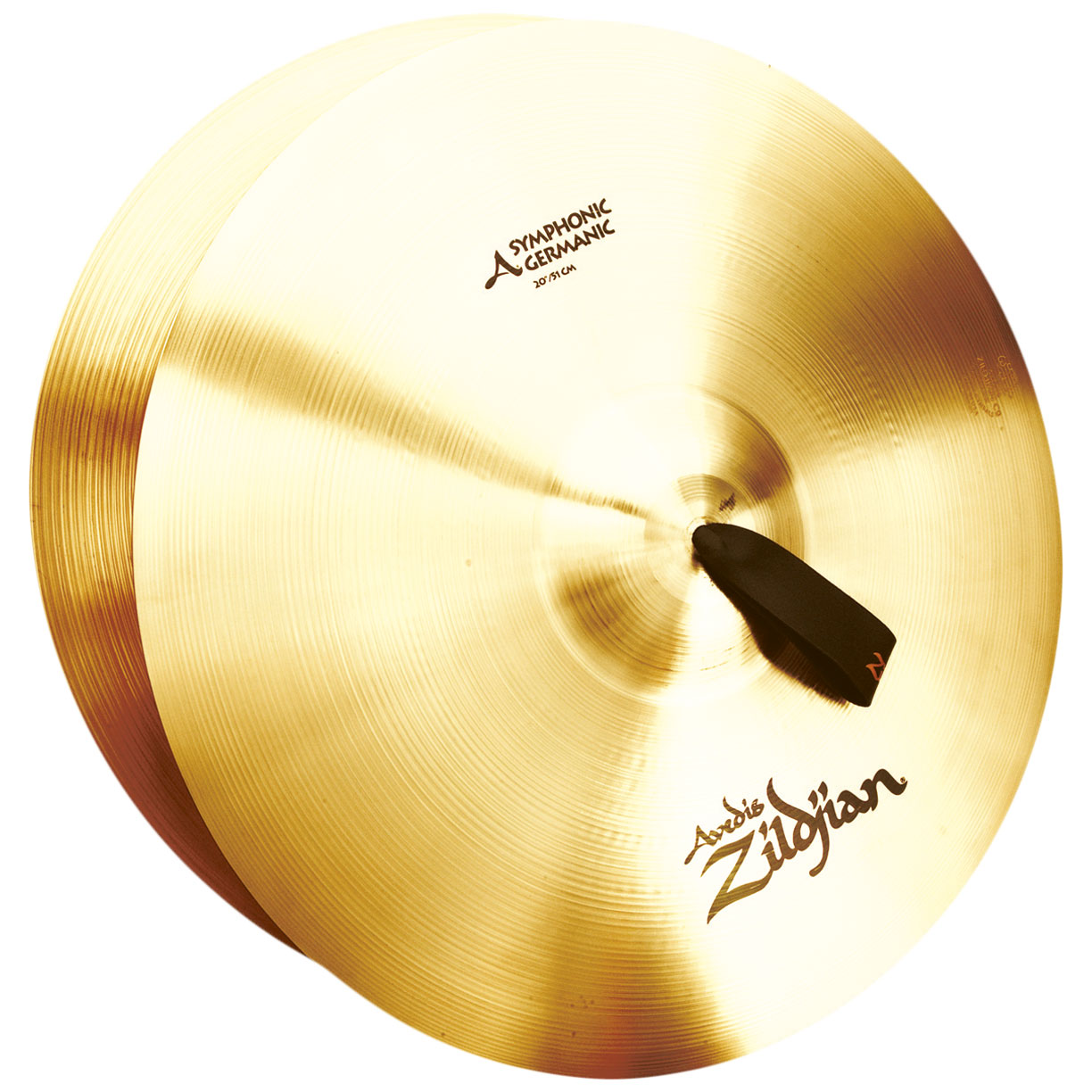 "Zildjian 20"" Symphonic Germanic Crash Cymbal Pair"