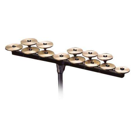 Zildjian 13 Note High Octave Crotales  (Mounting Bar Not Included)