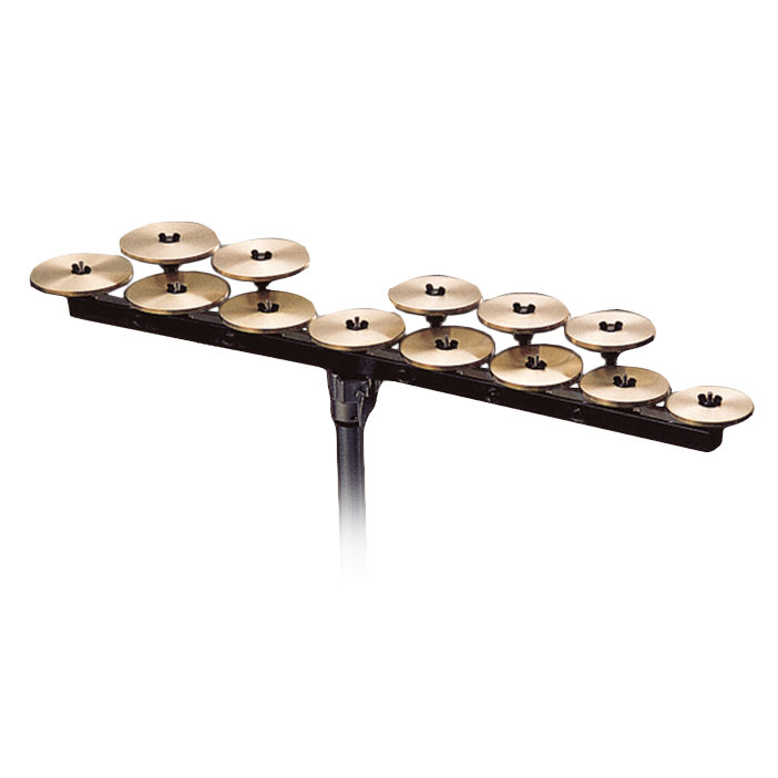 Zildjian 13 Note Low Octave Crotales (Mounting Bar Not Included)