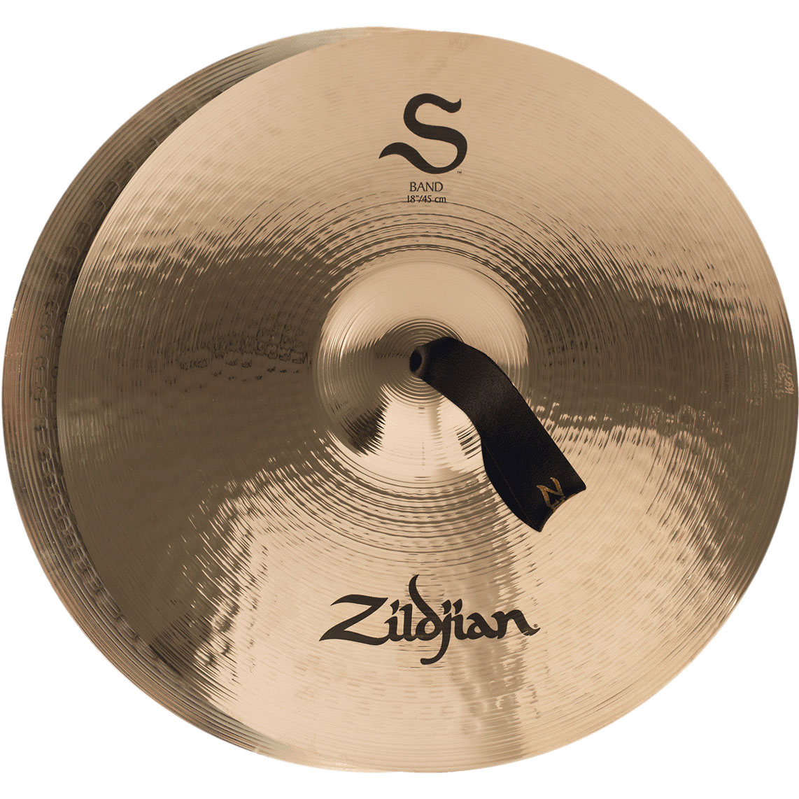 "Zildjian 18"" S Family Band Crash Cymbal Pair"