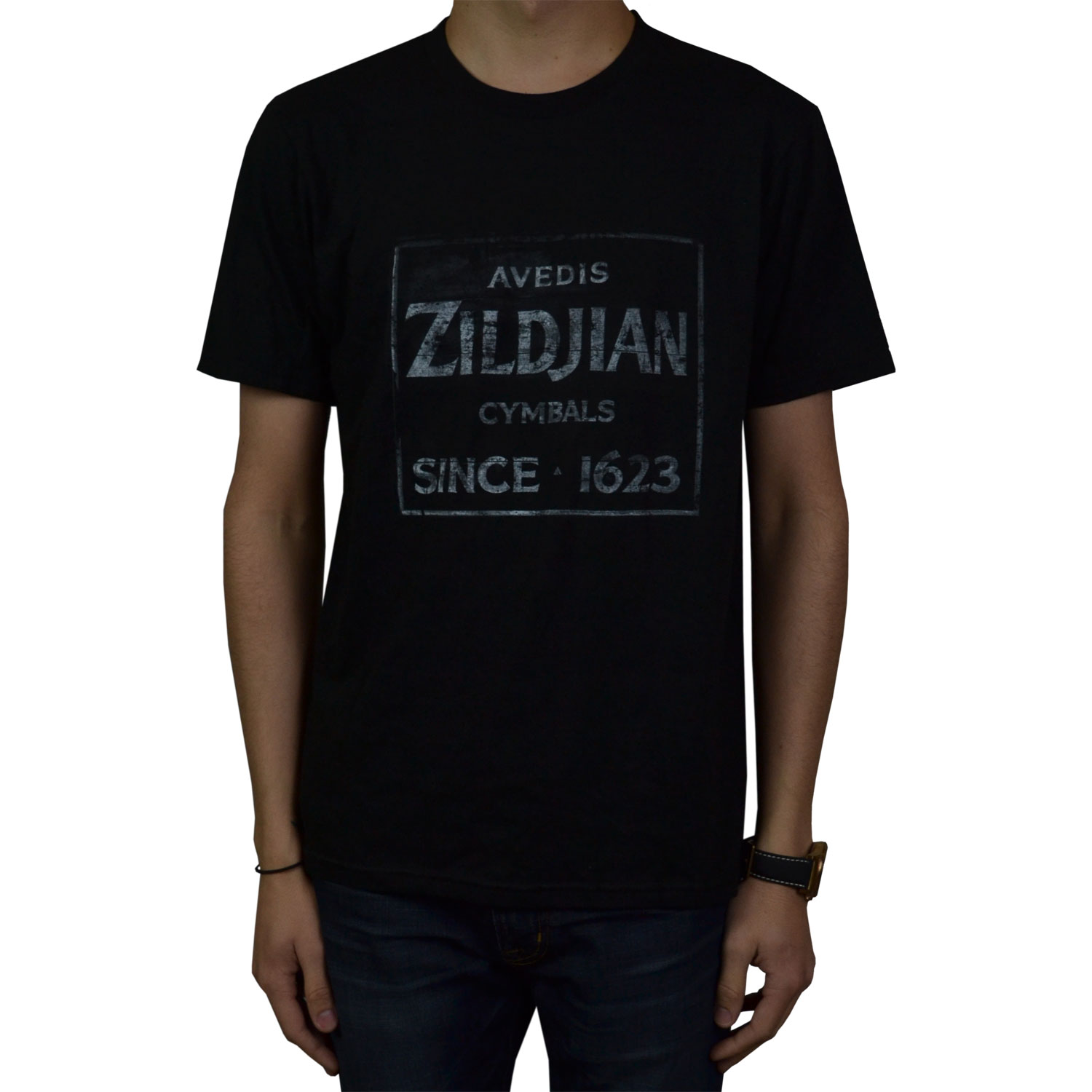 Zildjian Quincy Vintage Sign T-Shirt