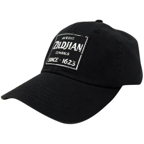 Zildjian Quincy Vintage Sign Baseball Cap