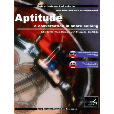 Aptitude - A Conversation in Snare Soloing by Various